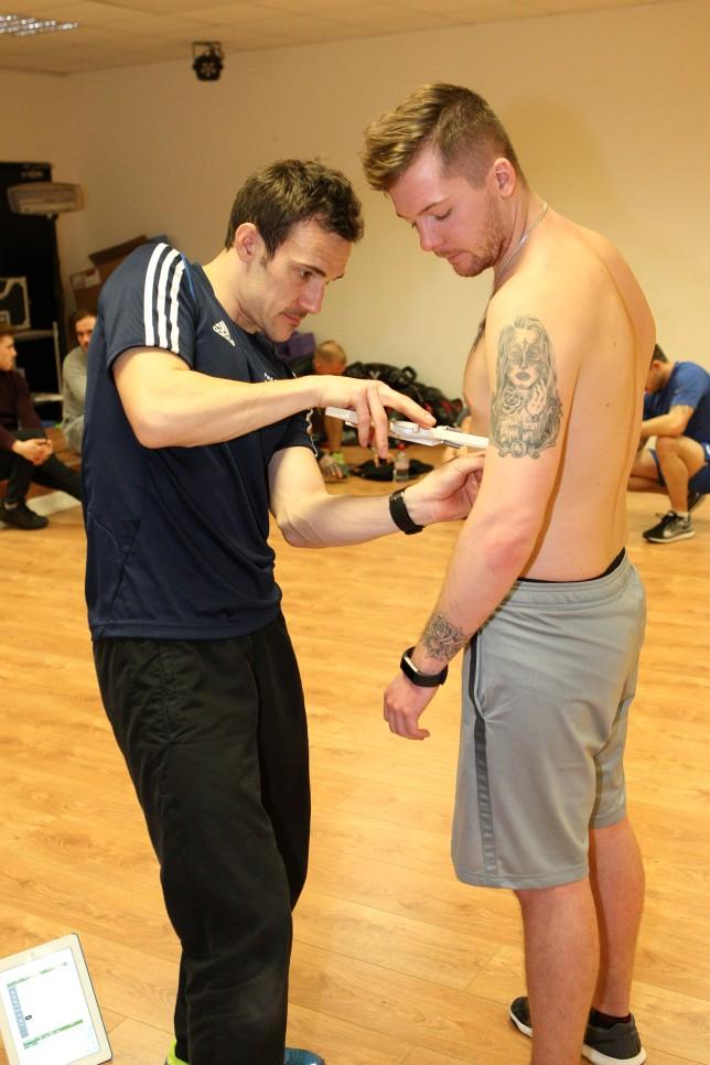 personal training Norwich